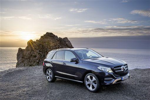 豪華家庭首選GLE,同樣適用「Agility星自選 購車優惠方案」。(圖/Mercedes-Benz提供)