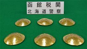 穿黃金胸罩日本機場落網 3台女被判有 圖/翻攝自每日新聞