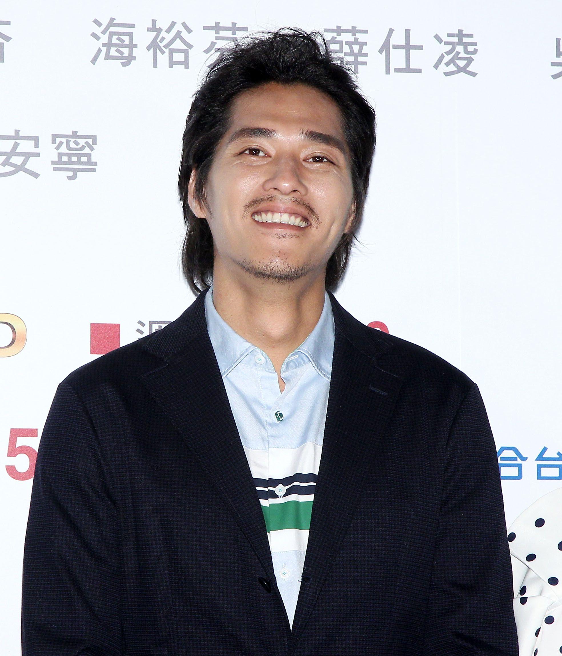 「前男友不是人」演員藍正龍。(記者邱榮吉/攝影)