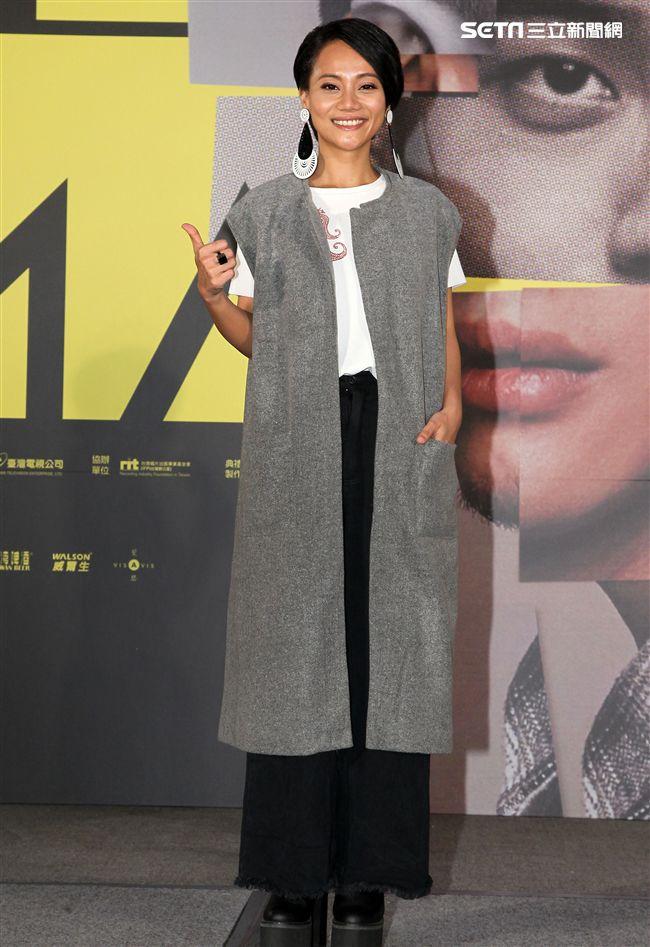 阿爆公佈「第29屆金曲獎入圍名單」。(記者邱榮吉/攝影)