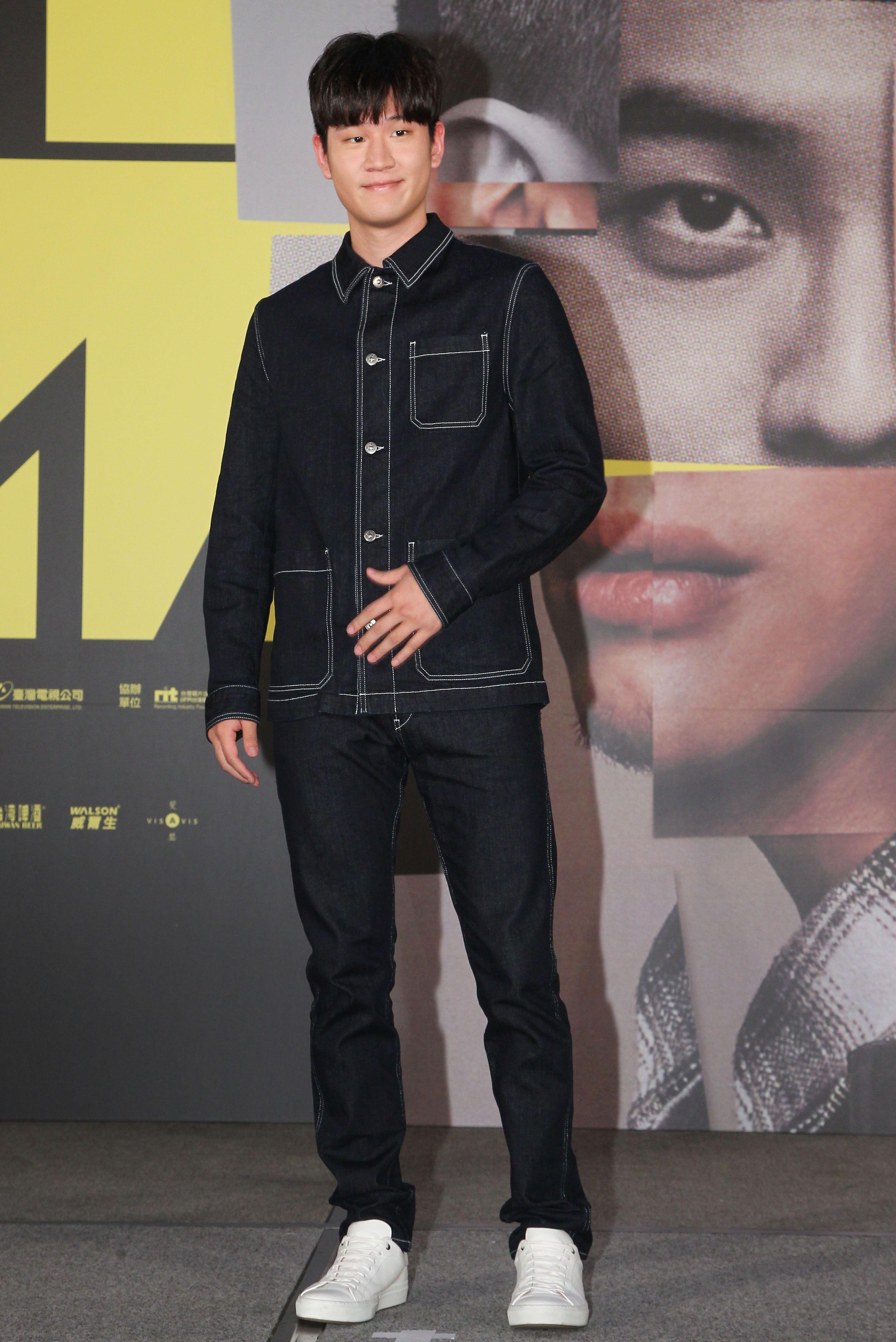 周興哲公佈「第29屆金曲獎入圍名單」。(記者邱榮吉/攝影)