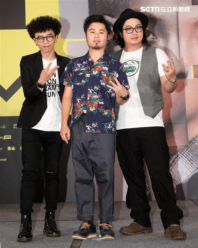 黃子軒與山平快公佈「第29屆金曲獎入圍名單」。(記者邱榮吉/攝影)