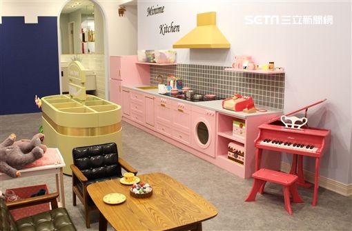 東區,Minime Kids Cafe 親子餐廳,韓國,親子餐廳,媽咪,親子