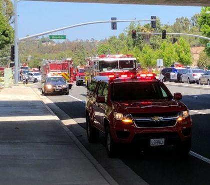 美國,加州,橙縣,爆炸,炸彈,命案,死亡,Aliso Viejo 圖/翻攝自CNN