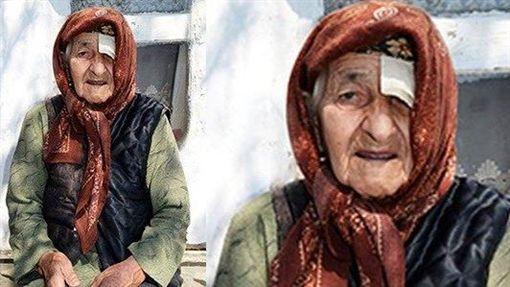 俄羅斯,128歲阿嬤,伊坦布洛娃,Koku Istambulova,長壽(圖/推特 https://twitter.com/vasatrend1/status/996881010762465280)