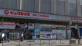 BIC CAMERA 翻攝Google Map