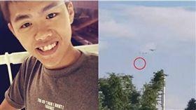 傘兵,國防部,跳傘,漢光演習,傷勢,國軍/翻攝臉書