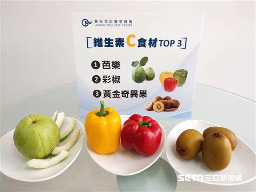 維生素C食材。(圖/聯安預防醫學機構聯安診所提供)
