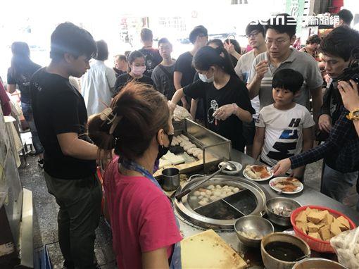 三立帶你吃好料/台中第二市場王記菜頭粿、老賴紅茶