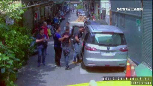 被瞄一眼醉男怒開槍 警埋伏26hr逮人