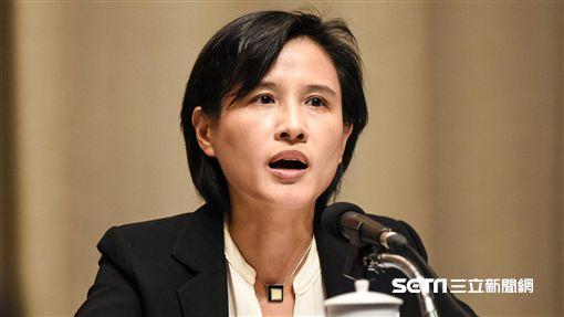 文化部長鄭麗君出席中國大陸惠台31項措施因應記者會。 圖/記者林敬旻攝