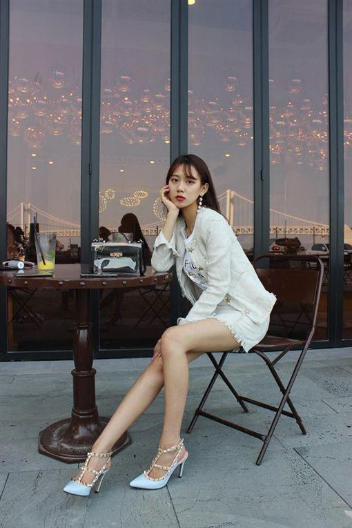 韓國裸照門 網紅楊藝媛(양예원)淚訴圖/翻攝自臉書