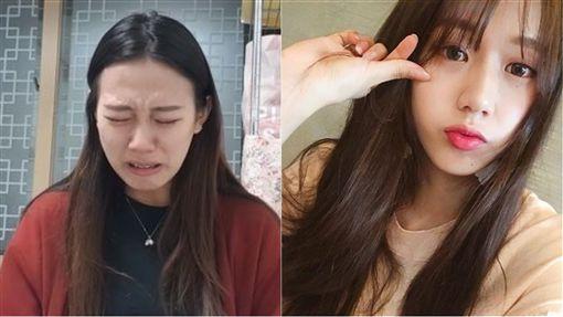 韓國裸照門 網紅楊藝媛(양예원)淚訴 圖/翻攝自臉書