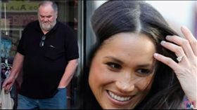梅根馬克爾、父親湯瑪斯馬克爾(Thomas Markle)/Meghan Markle & Prince Harry News YouTube