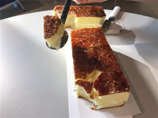 敲敲蛋糕,奕慈開,開箱(記者郭奕均攝影)