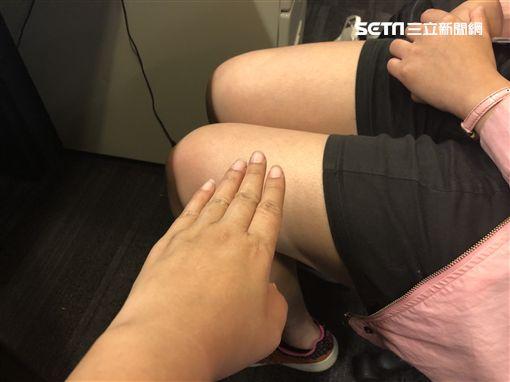 短裙,大腿,偷摸,摳B