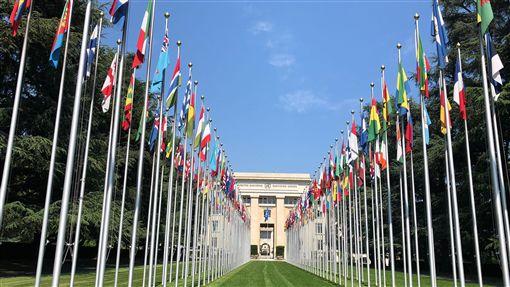 WHA不該遺漏台灣 未來一週挺台聲量齊發世界衛生大會(WHA)21日將在聯合國歐洲總部萬國宮舉行,未來一週將見到各界挺台聲量齊發。中央社記者戴雅真日內瓦攝 107年5月19日
