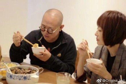李連杰,魯豫,/翻攝自微博