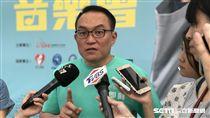 無黨籍台北市長參選人邱文祥辦反毒音樂會 盧冠妃攝