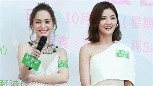 Twins,阿嬌(圖/翻攝自微博)