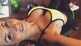 Amanda Goff,澳洲,前戲,名妓,健身,教練,性經驗,時間 圖/翻攝自IG https://goo.gl/VW6q5x