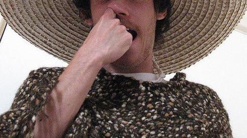 =挖鼻孔-鼻孔-▲圖/攝影者Corrie Barklimore, flickr CC License(https://www.flickr.com/photos/corrieb/1301106648/)
