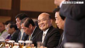 民進黨新北市長參選人 蘇貞昌 團隊提供