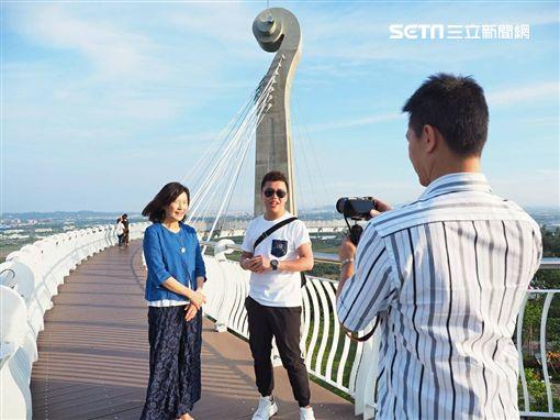 孤獨星球大推 香港網紅也來高雄走跳 圖/高雄市觀光局