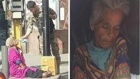 乞丐,富婆,黎巴嫩,暴斃,心臟病,帳戶(圖/翻攝自Daily Mail)