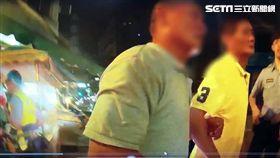 新北市,板橋,永豐街,熱炒店,口角,員警,推擠,肢體衝突