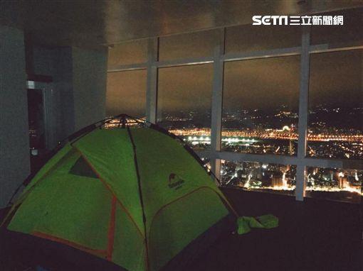 台北101觀景台,暑假,高空夜宿,台北101,觀景台,夜宿,親子