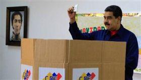 委內瑞拉總統馬杜洛,Nicolas Maduro(圖/翻攝自推特)