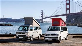 來加州開加州!VW California 30th Anniversary
