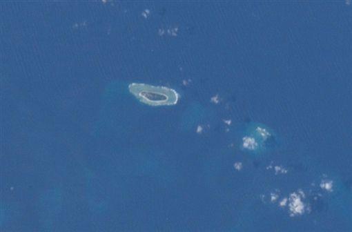 島還是礁?紐時:台灣捍衛太平島主權(圖/翻攝自維基百科)