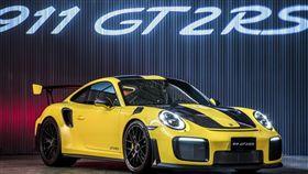 當今最強Porsche 911 GT2 RS(圖/車訊網)