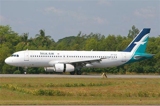 勝安航空,Silkair。(圖/翻攝自維基百科)