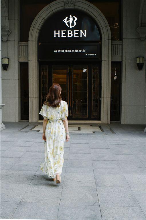 素有「小林志玲」之稱的甜姐兒馮媛甄懷孕過程足足胖了16公斤