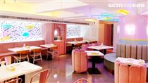 Dazzling Café全新概念店,Badass Babes Club。(圖/Dazzling Café提供)