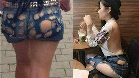 破褲/臉書爆笑公社