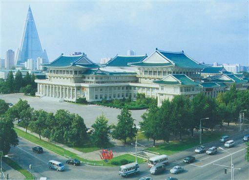 ▲平壤的人民文化宮。(圖/記者林辰彥攝影)