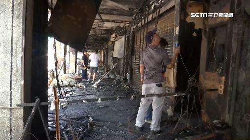 保時捷撞起火殃民宅!店家賠千萬恐難求償