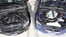 Alpina,引擎,BMW M5,駕駛,座椅,試駕 車訊網