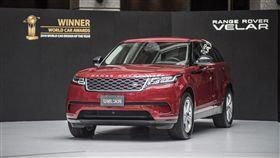 Range Rover Velar。(圖/JAGUAR LAND ROVER提供)