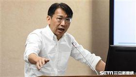 時代力量立委徐永明 圖/記者林敬旻攝