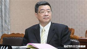 內政委員會審查中選會委員提名,行政院秘書長卓榮泰。 圖/記者林敬旻攝