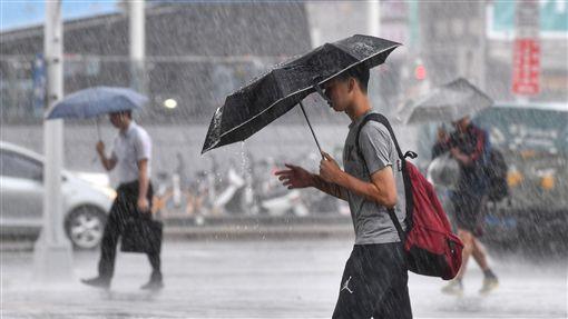 下雨、梅雨/中央社