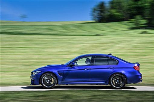 BMW M3 CS。(圖/翻攝BMW網站)