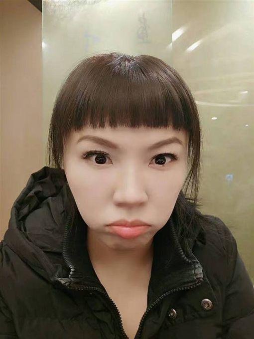 劉樂妍。(翻攝微博、臉書)