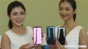 葉立斌攝 HTC U12+