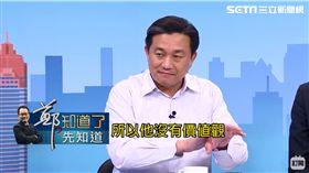 作家吳祥輝爆柯文哲想贏只能找連勝文合作 王定宇酸「柯以自我利益優先誰都能合作」
